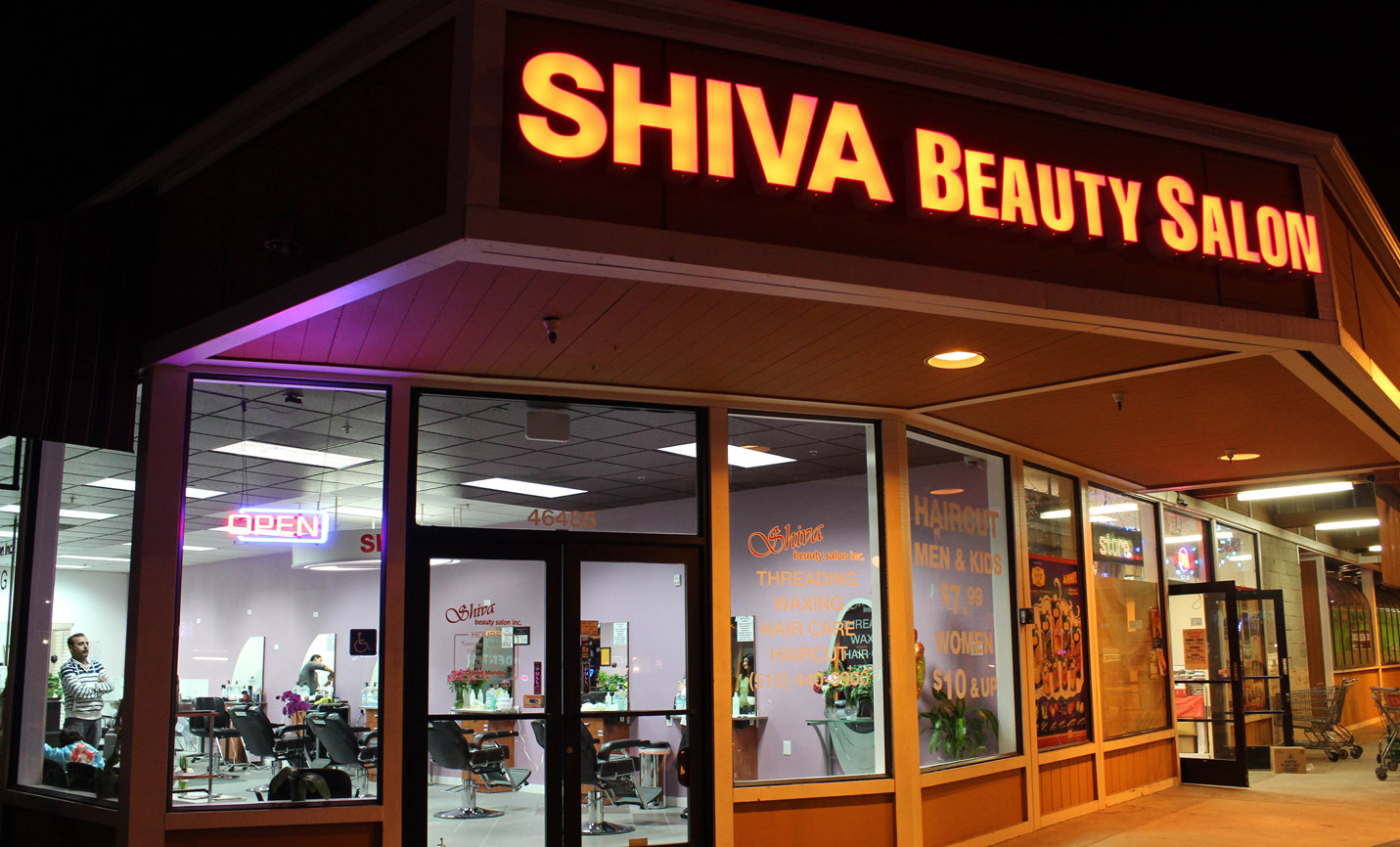 Shiva Beauty Salon Inc
